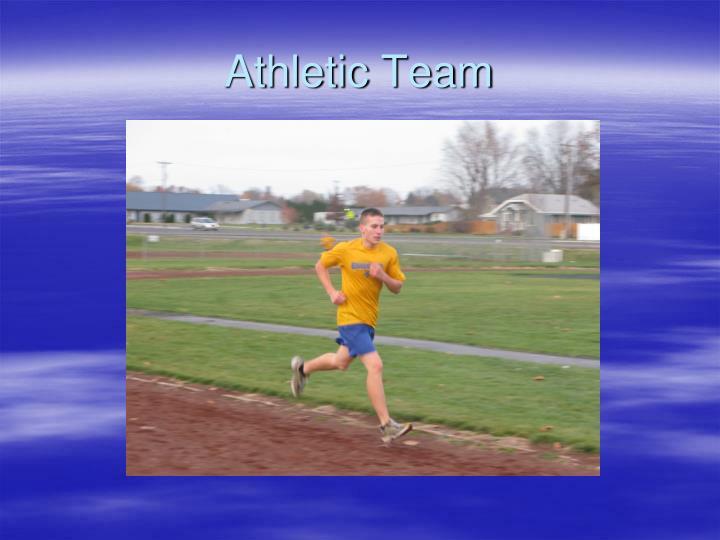 Athletic Team