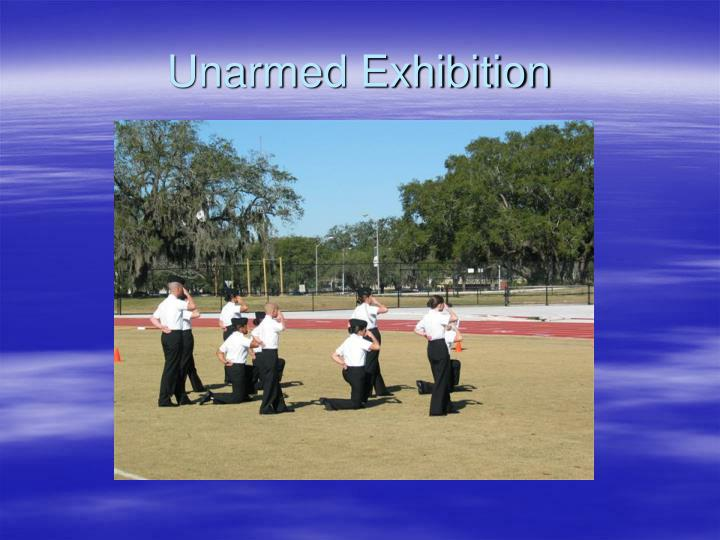 Unarmed Exhibition