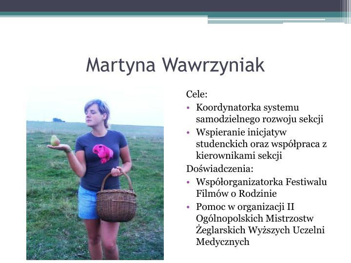 Martyna Wawrzyniak