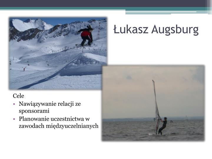 Łukasz Augsburg