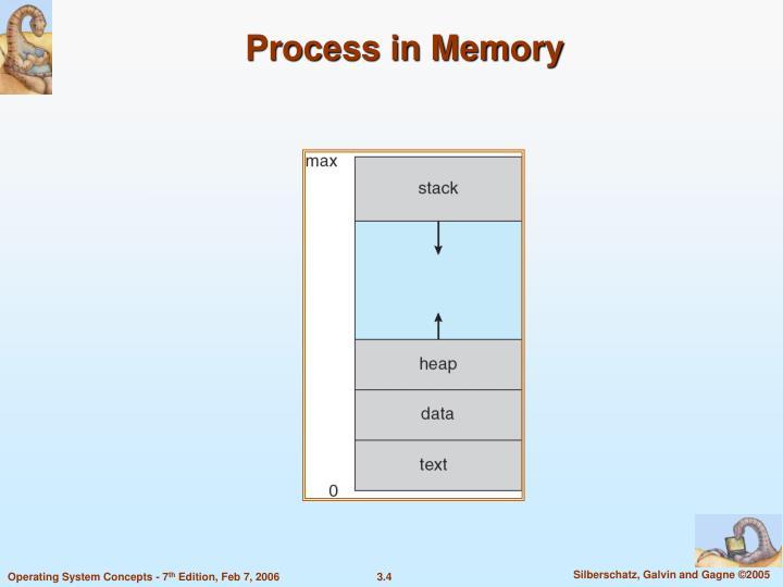 Process in Memory