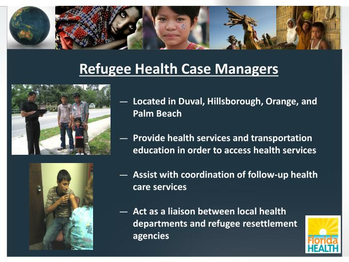 Refugee Health Case Managers