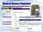 medical history flowsheet2