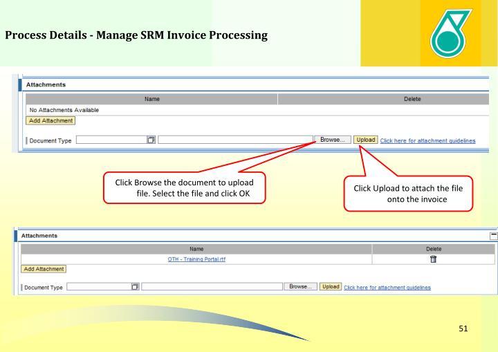 Process Details -