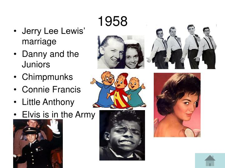 Jerry Lee Lewis' marriage
