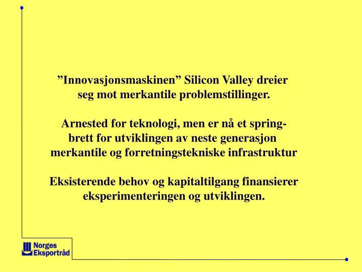 """""""Innovasjons"""