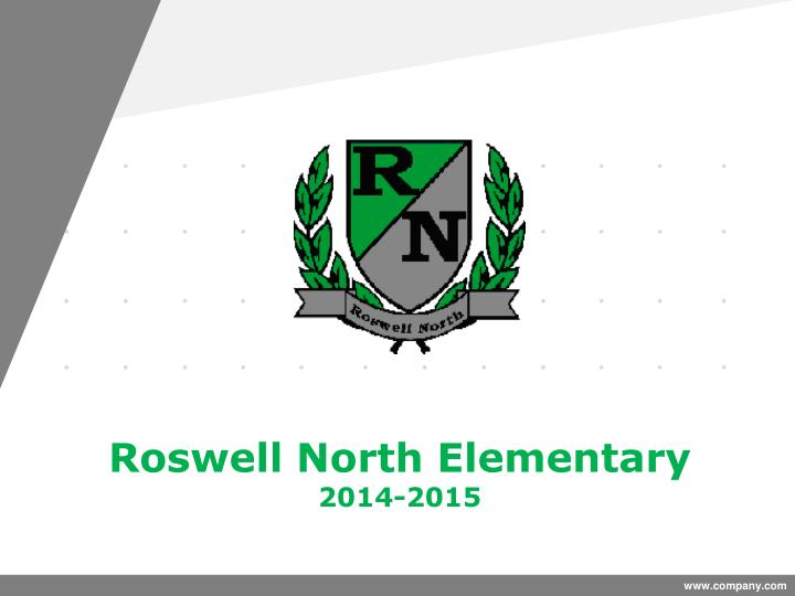 Roswell north elementary 2014 2015