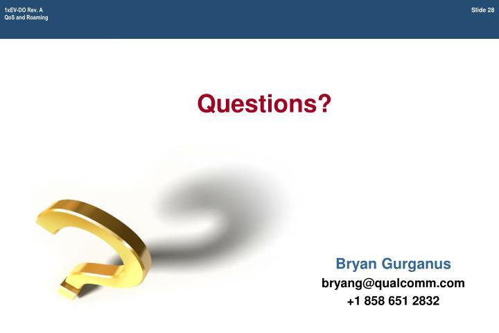 Bryan Gurganus