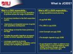 what is jcids