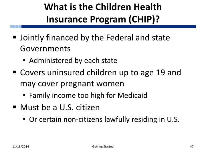 What is the Children Health