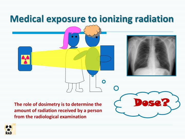 Medical exposure to ionizing radiation