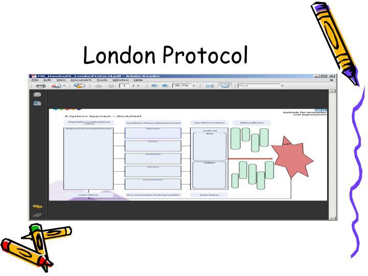 London Protocol