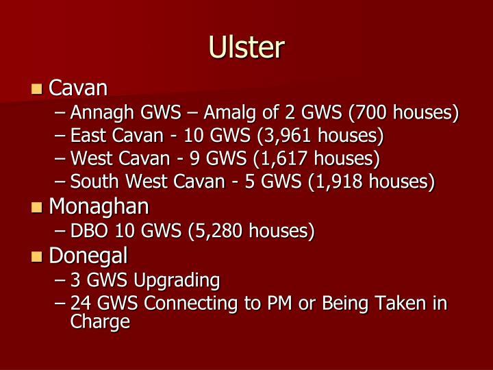 Ulster