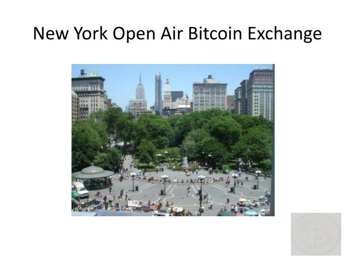New York Open Air