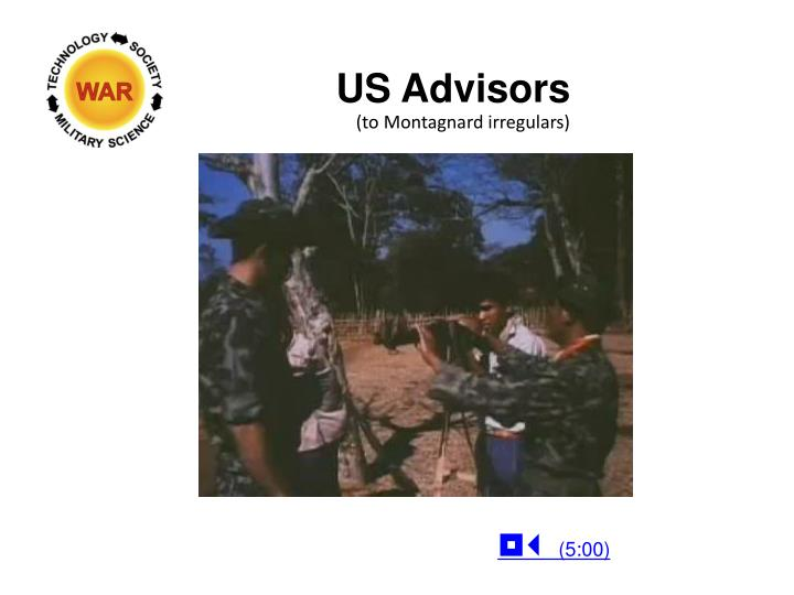 US Advisors