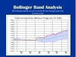 bollinger band analysis