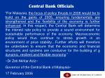 central bank officials2