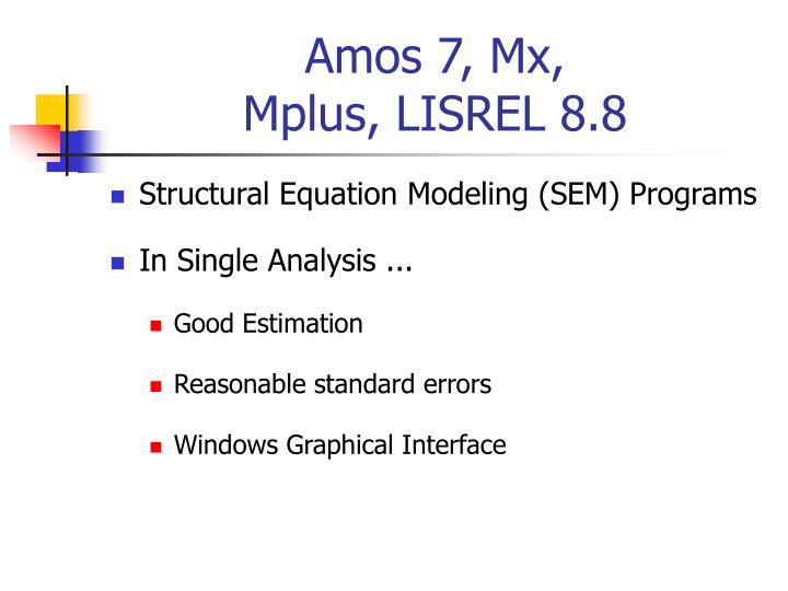 Amos 7, Mx,
