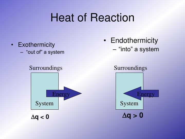Endothermicity