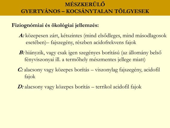 MÉSZKERÜLŐ