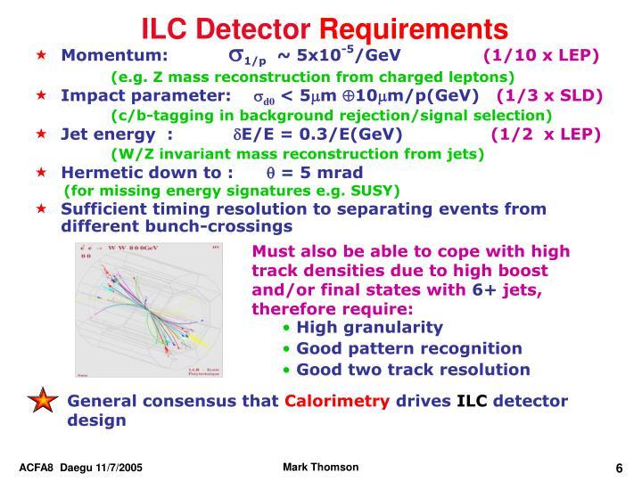 ILC Detector
