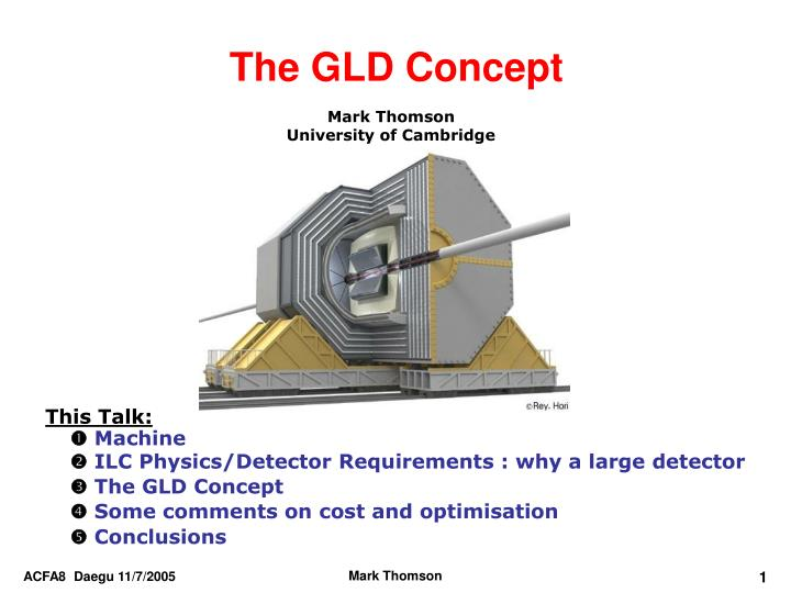 The gld concept