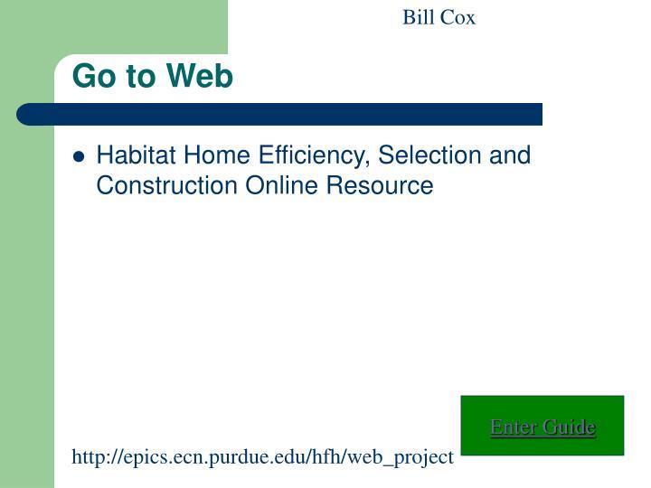 Bill Cox