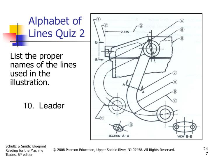 Alphabet of Lines Quiz 2