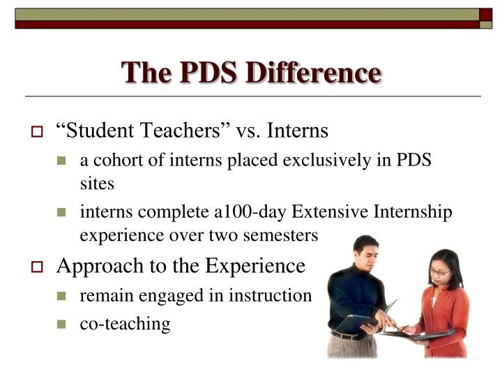 The PDS Difference