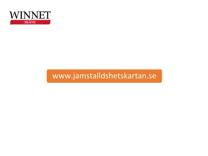 www.jamstalldshetskartan.se