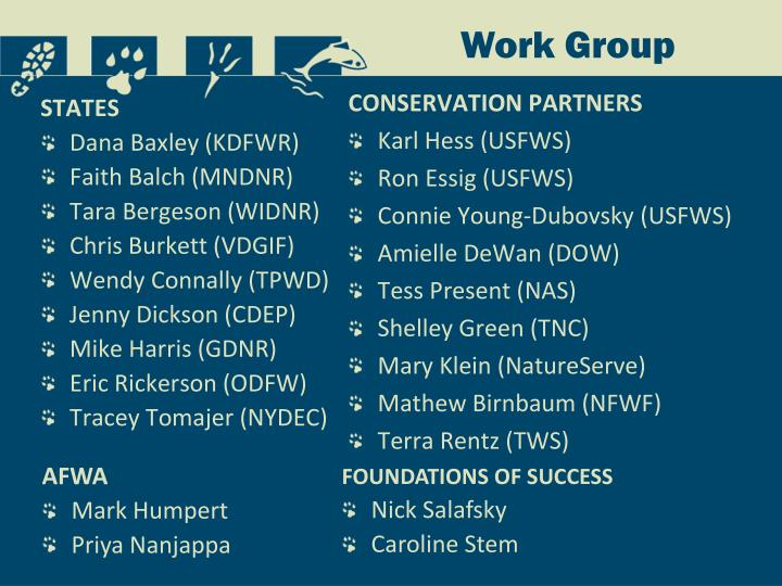 CONSERVATION PARTNERS