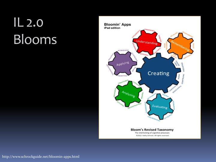 IL 2.0 Blooms