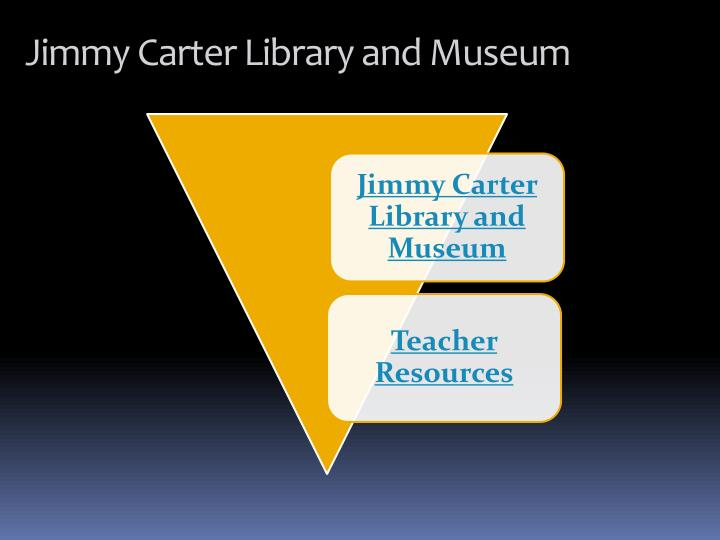 Jimmy Carter Library and Museum