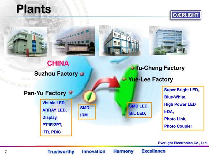 Tu-Cheng Factory