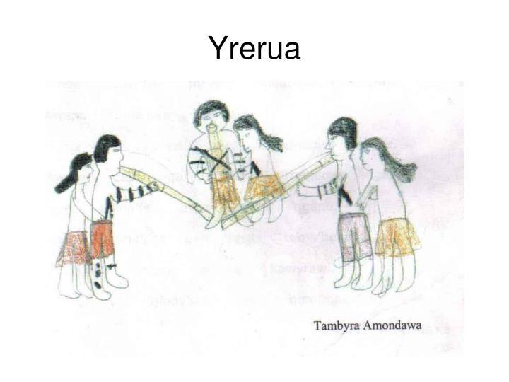 Yrerua