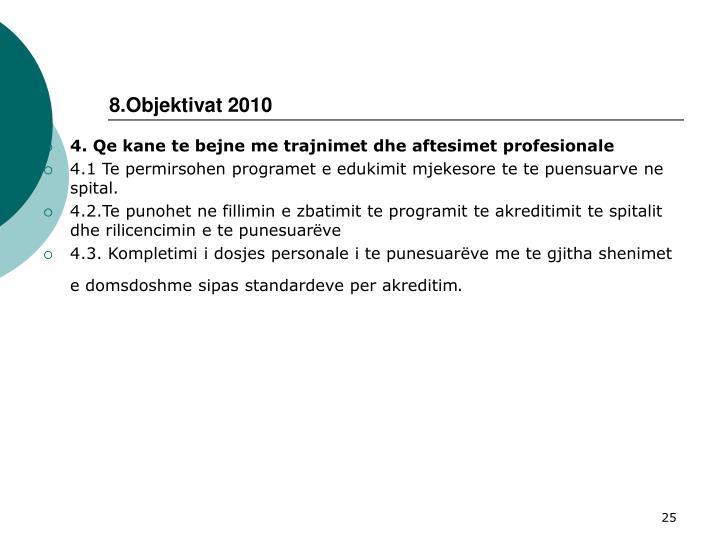8.Objektivat 2010