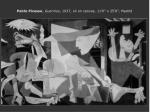 pablo picasso guernica 1937 oil on canvas 11 6 x 25 8 madrid