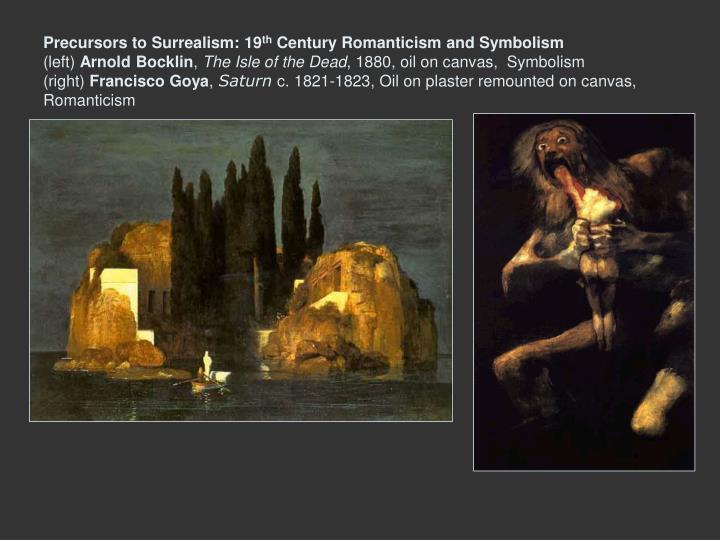 Precursors to Surrealism: 19