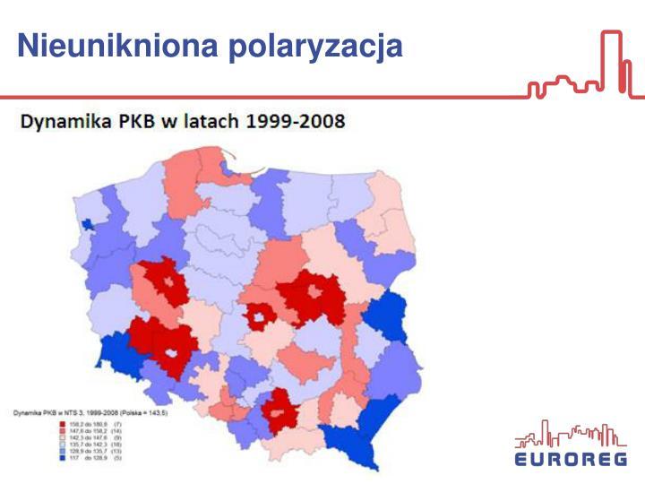 Nieunikniona polaryzacja