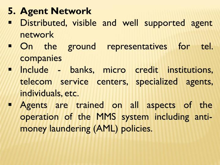Agent Network