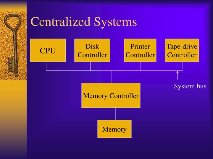 Centralized systems