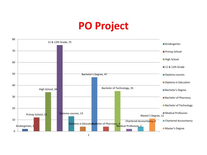 PO Project