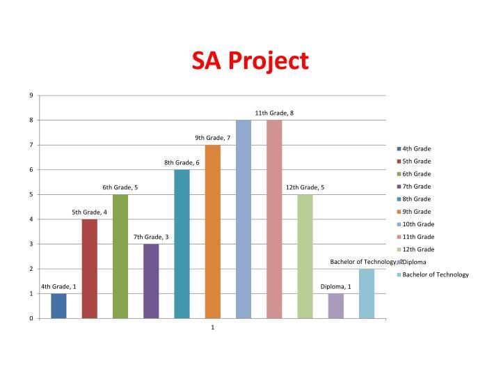 SA Project