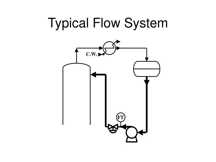 Typical Flow System