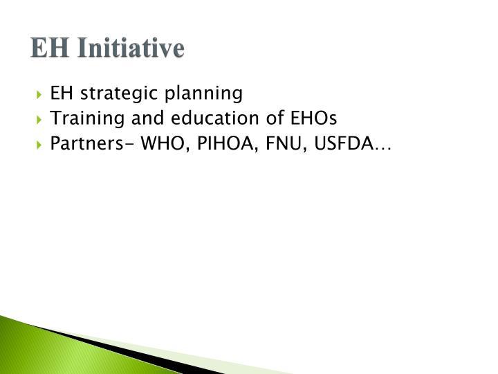 EH Initiative