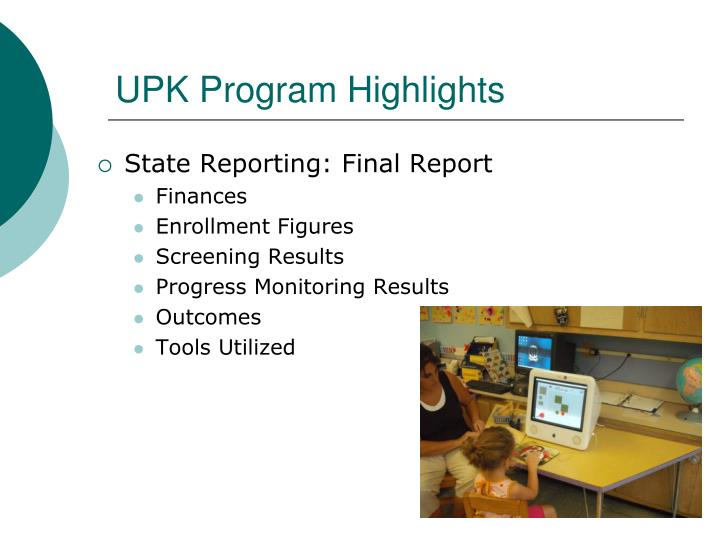 State Reporting: Final Report