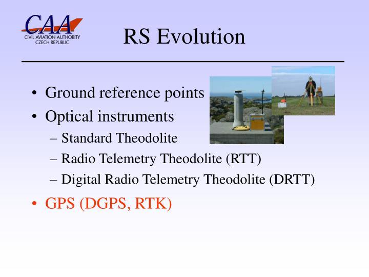 RS Evolution