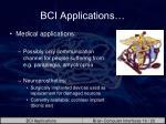 bci applications