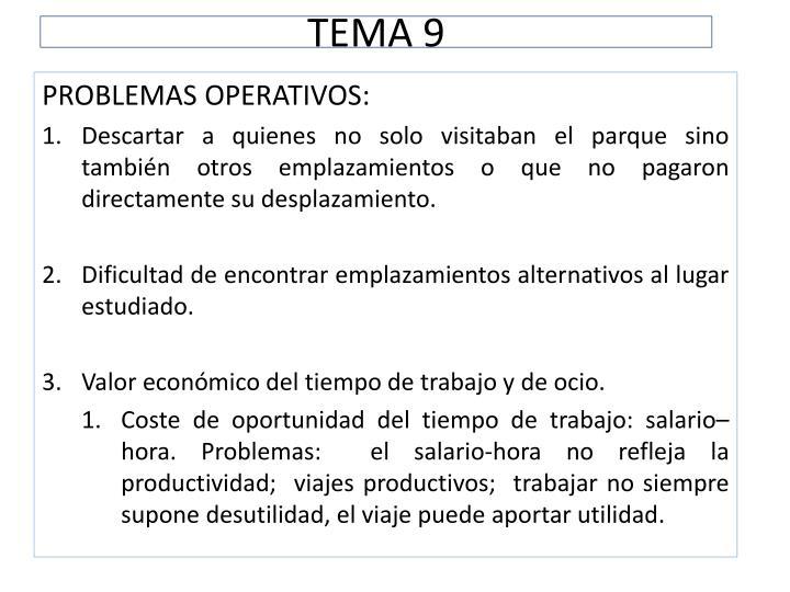 TEMA 9
