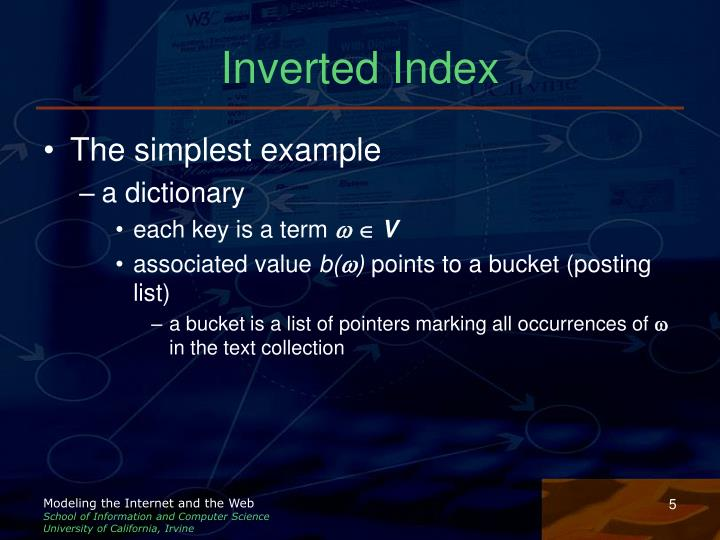Inverted Index
